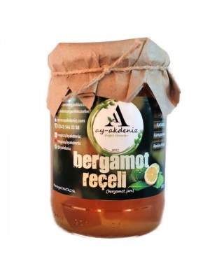 Bergamot Reçeli